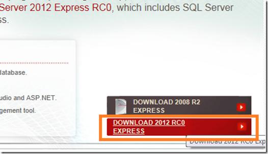 sql server 2012 r2 express download